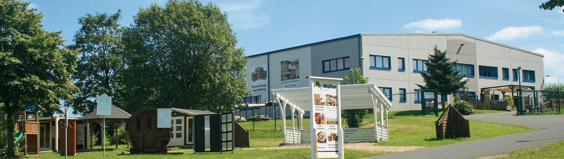 Gebäude HBV Müller GmbH